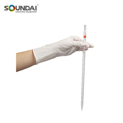 Safety Working Medical Nitrile Glove