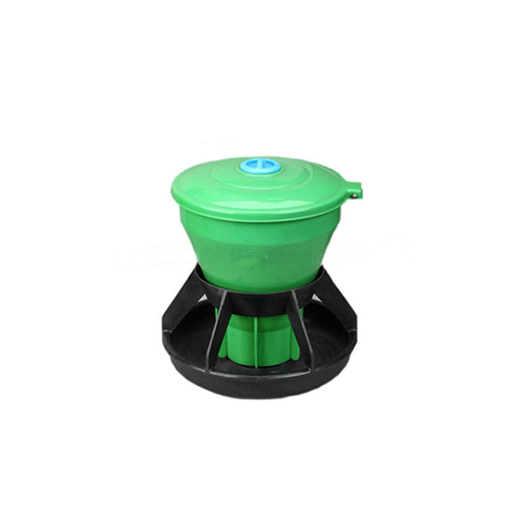 10kg Plastic Automatic Pig Feeder