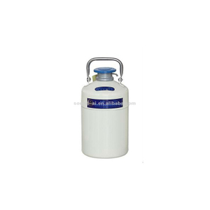 High Quality High-Strength Aluminum Alloy Flexible Liquid Nitrogen Containers
