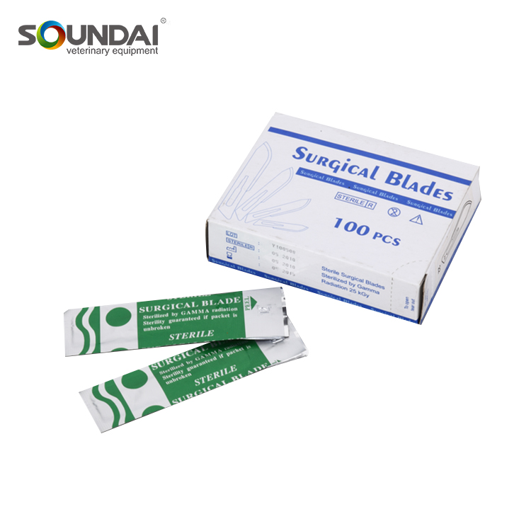Medical Disposable Surgical Stainless Sterile Surgical Blades
