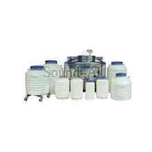 High-Strength Aluminum Alloy Flexible Liquid Nitrogen Containers For Animal Husbandry Equipment