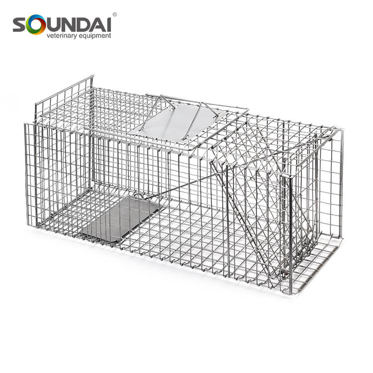 Collapsible Animal Trap for Farmer